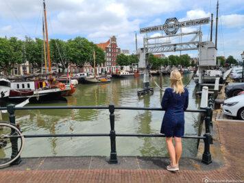 The historic ship lift