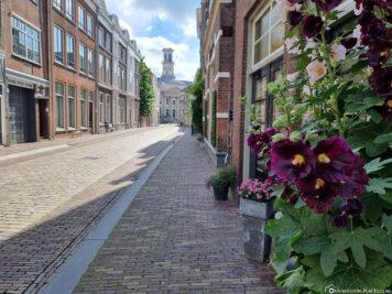 Grotekerksbuurt & Town Hall