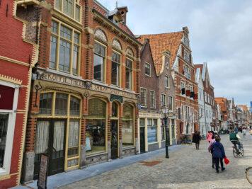 Haupteinkaufsstraße Grote Noord