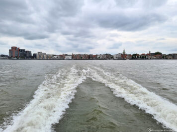 Ride over the Noord