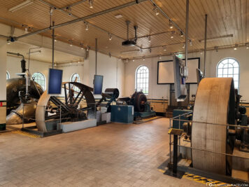 Museum in the old pumping station