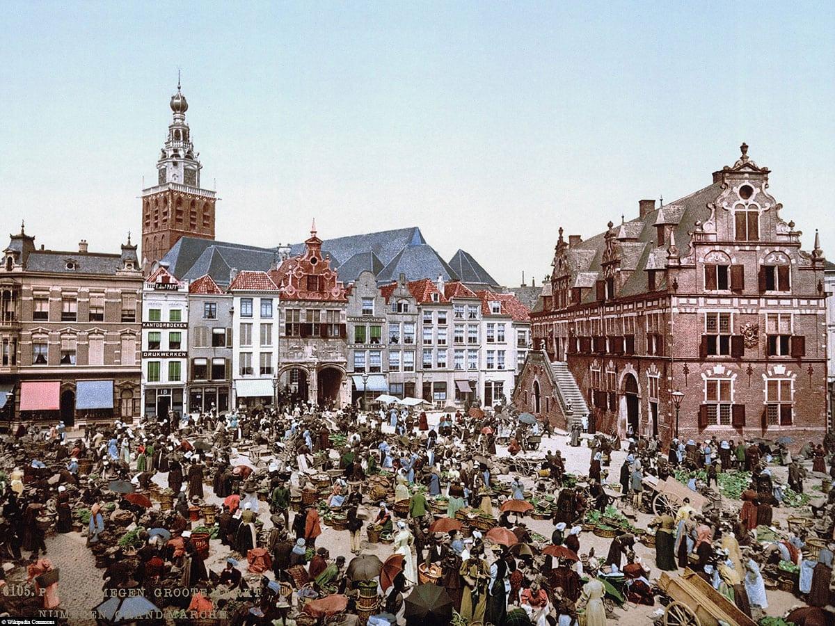 Nijmegen Grote Mark