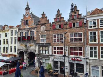 Kaufmannshäuser am Marktplatz