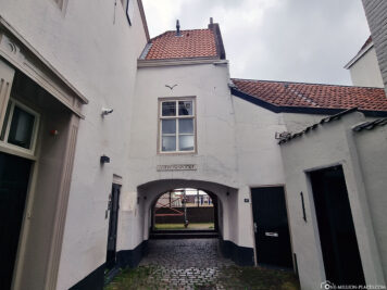 Ein altes Stadttor