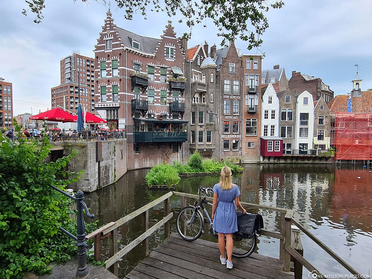 Delfshaven, Rotterdam, Photospot, Instagrammable Place, Netherlands