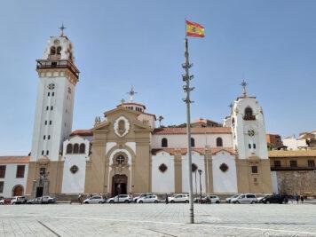 Die Basilika von Candelaria