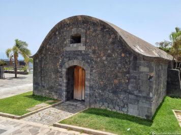Das Casa de la Pólvora