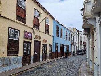 Alley in Garachico