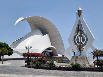 Das Auditorio de Tenerife