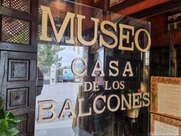 The Museum Casa de los Balcones