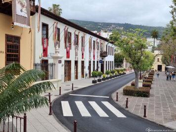 Calle San Agustín