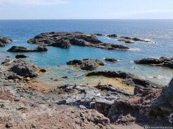 Playa Puerto de Santiago