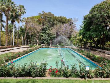 Der Parque García Sanabria