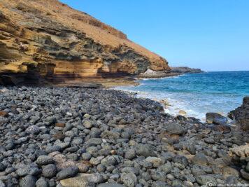 Die Playa Amarilla
