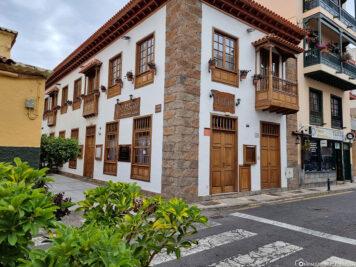 Die Altstadt von Puerto de la Cruz