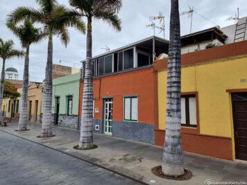 Das Fischerviertel La Ranilla