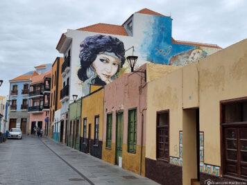 Street Art in Puerto de la Cruz