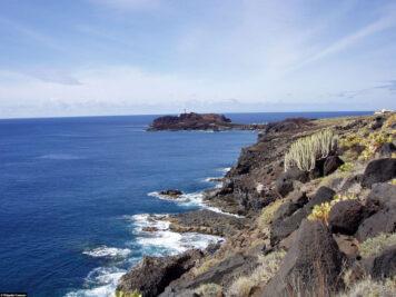 View of Cape Punta de Teno
