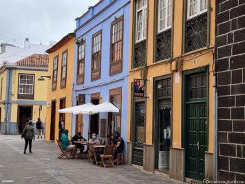 Die Altstadt von La Laguna