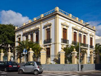 Die Altstadt von Santa Cruz de Tenerife