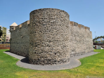 The Castillo de la Luz