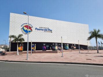 The Poema del Mar Aquarium