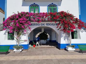 Welcome to Puerto de Mogan
