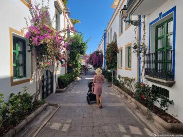 A walk through Puerto de Mogan