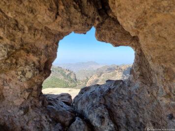 Mount Roque Nublo