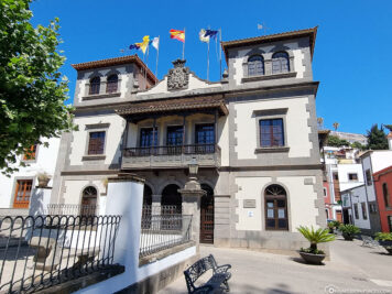 The Town Hall Casa Consistorial