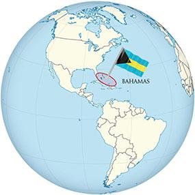 Bahamas Globe