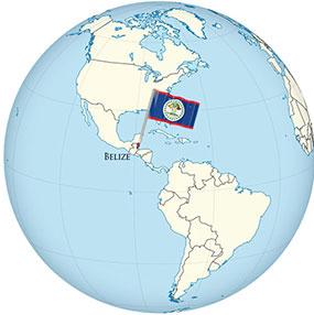 Belize Globe