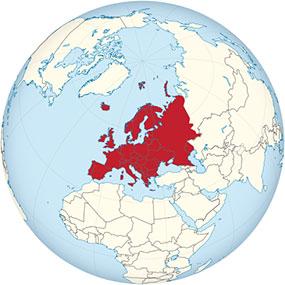 Europa Globe