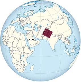 Katar Globe