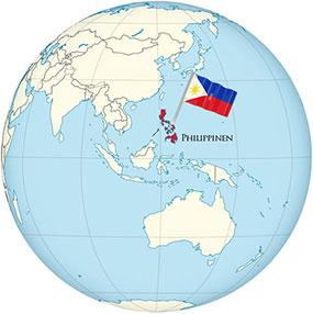 Philippinen Globe