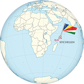 Seychellen Globe