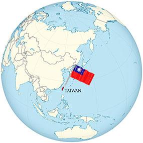 Taiwan Globe