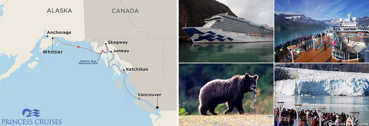 Alaska Cruise with Princess Cruises
