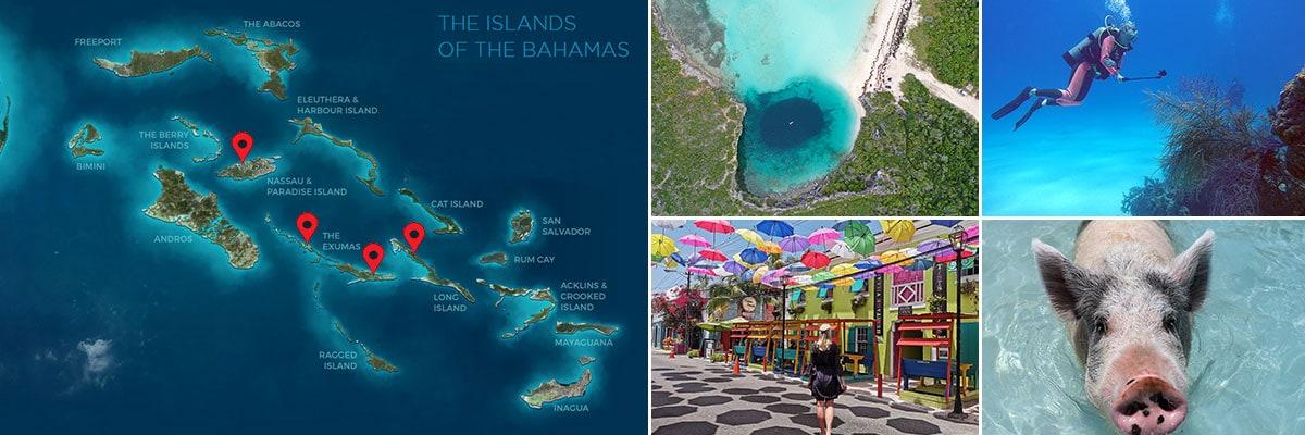 Route Bahamas