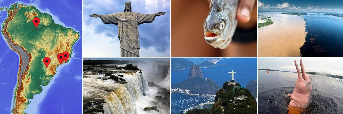 Travel Reports Brazil
