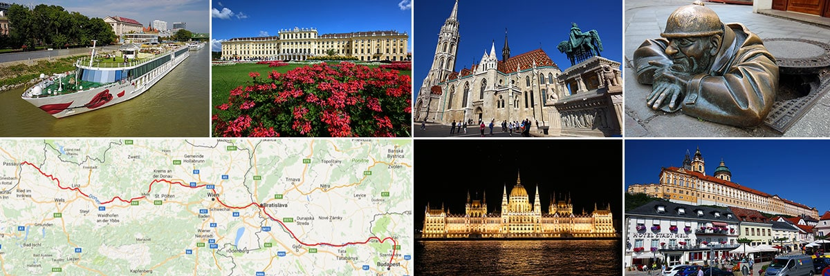 Danube - River Cruise with A-ROSA