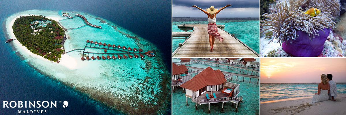 Unsere Reiseberichte vom ROBINSON Club Maldives