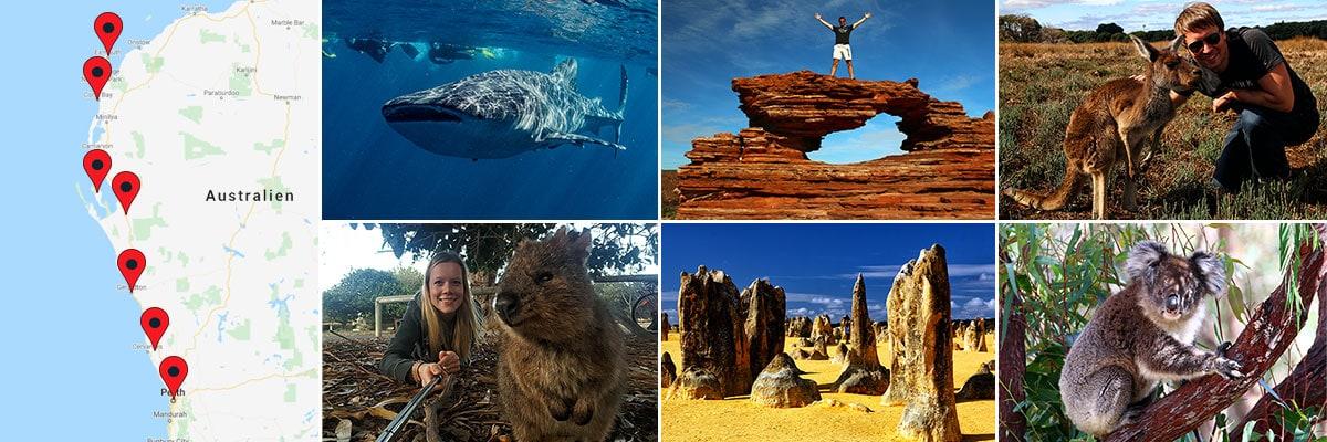 Reiseberichte Westaustralien