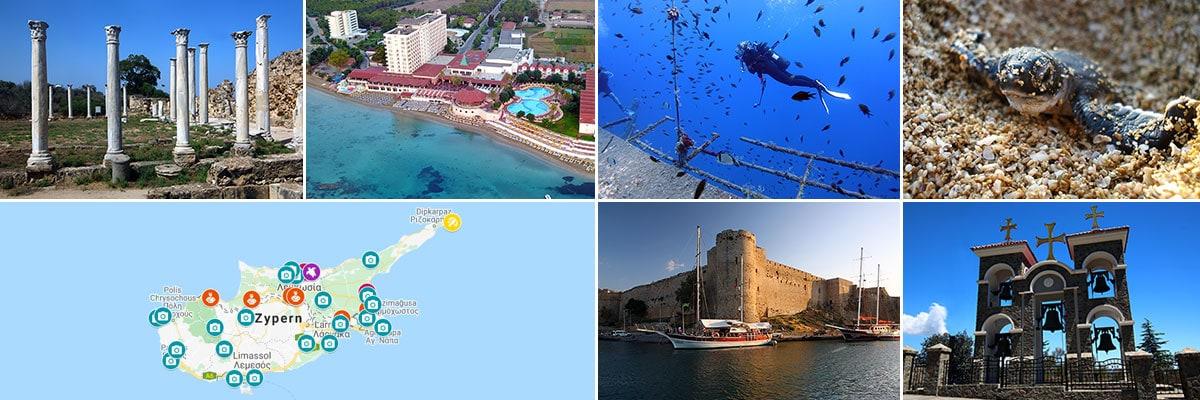Reiseberichte aus Zypern